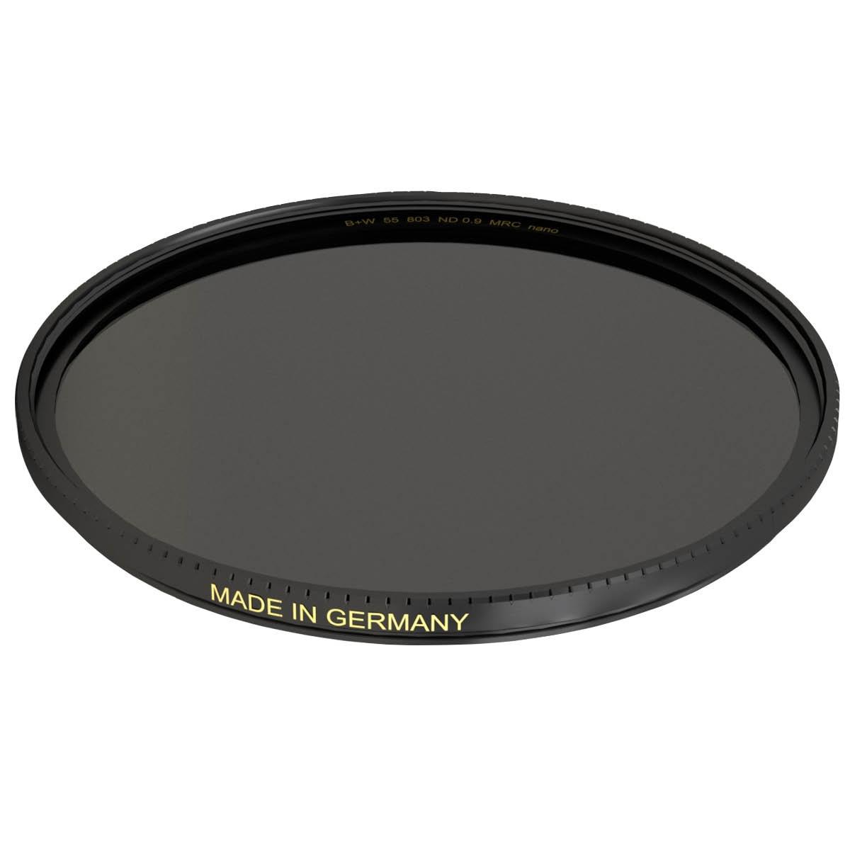 B+W Graufilter 62 mm XS-Pro +3