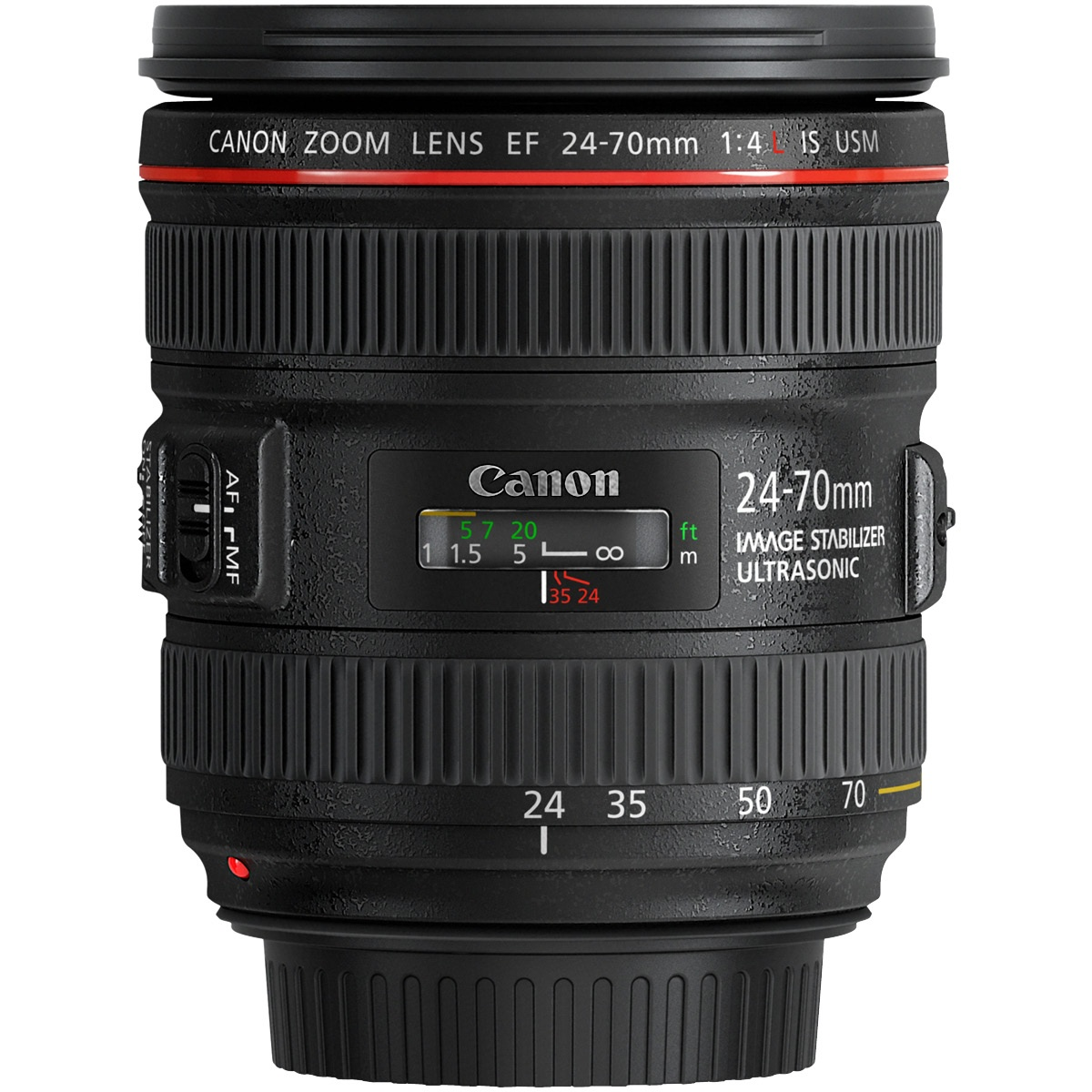 Canon EF 24-70 mm 1:4,0 L IS USM