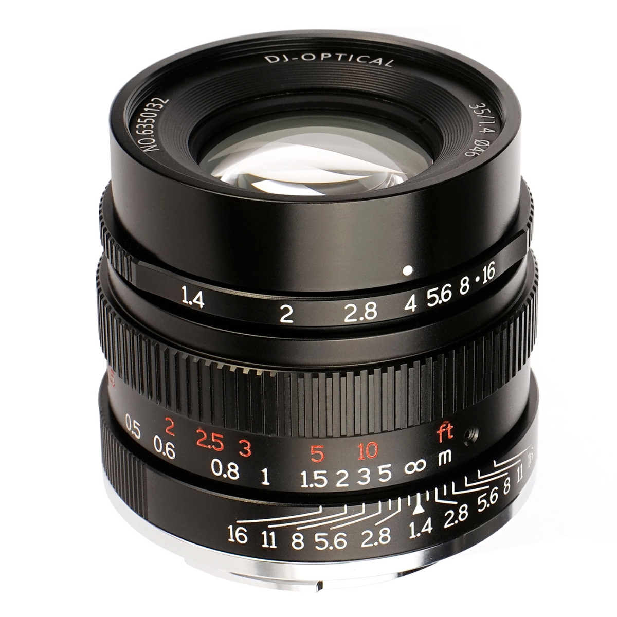 7Artisans 35 mm 1:1,4 für Sony E