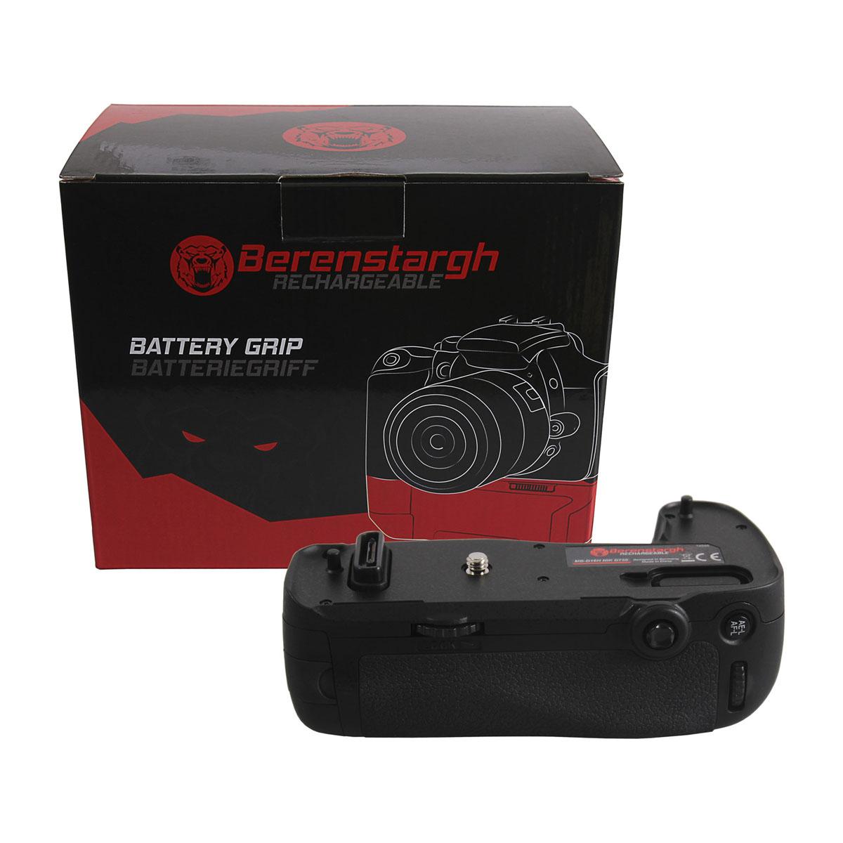 Berenstargh Batteriegriff für Nikon D750