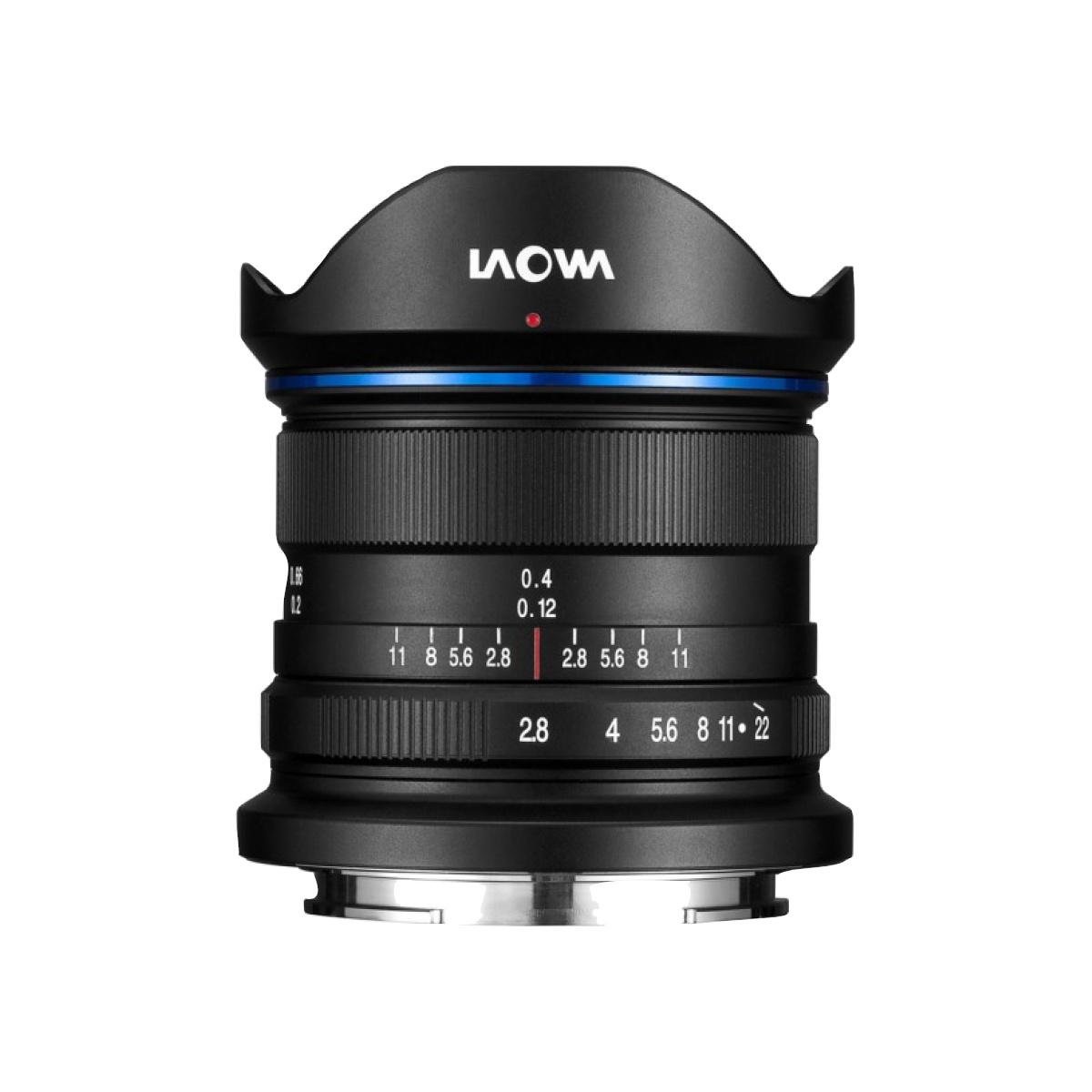 Laowa 9 mm 1:2,8 Zero-D XF