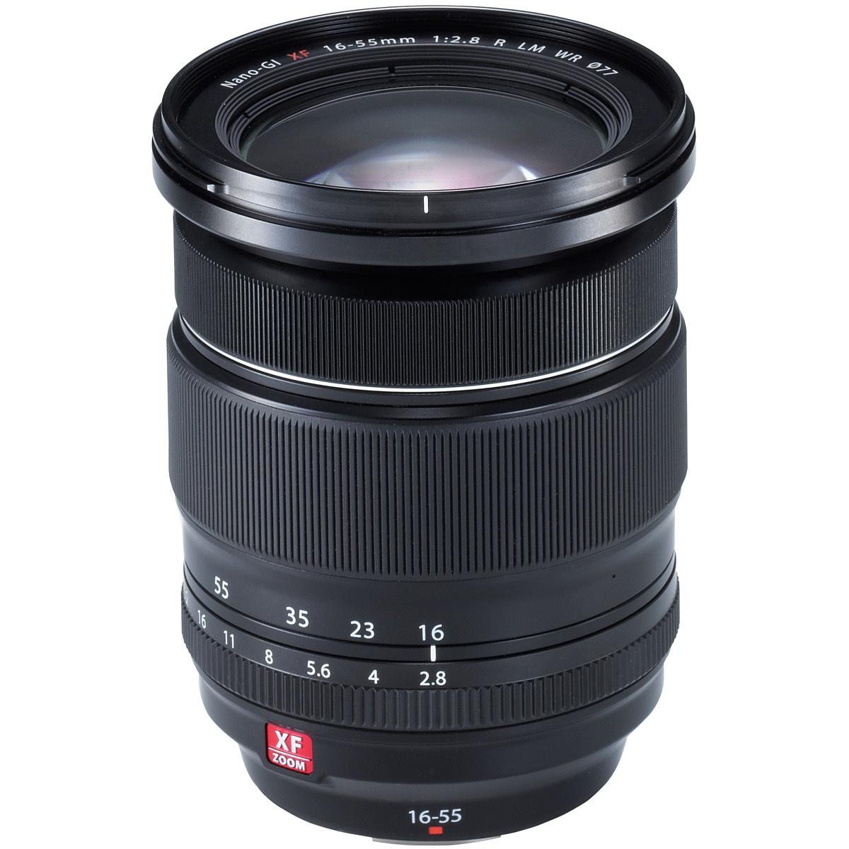 Fujifilm XF 16-55 mm 1:2,8 R LM WR