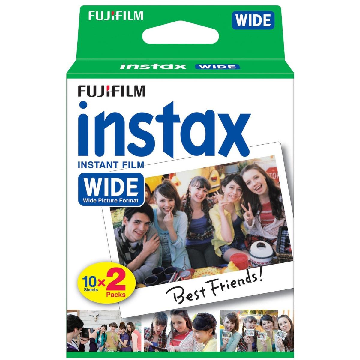 Fujifilm Instax Wide Film Doppelpack