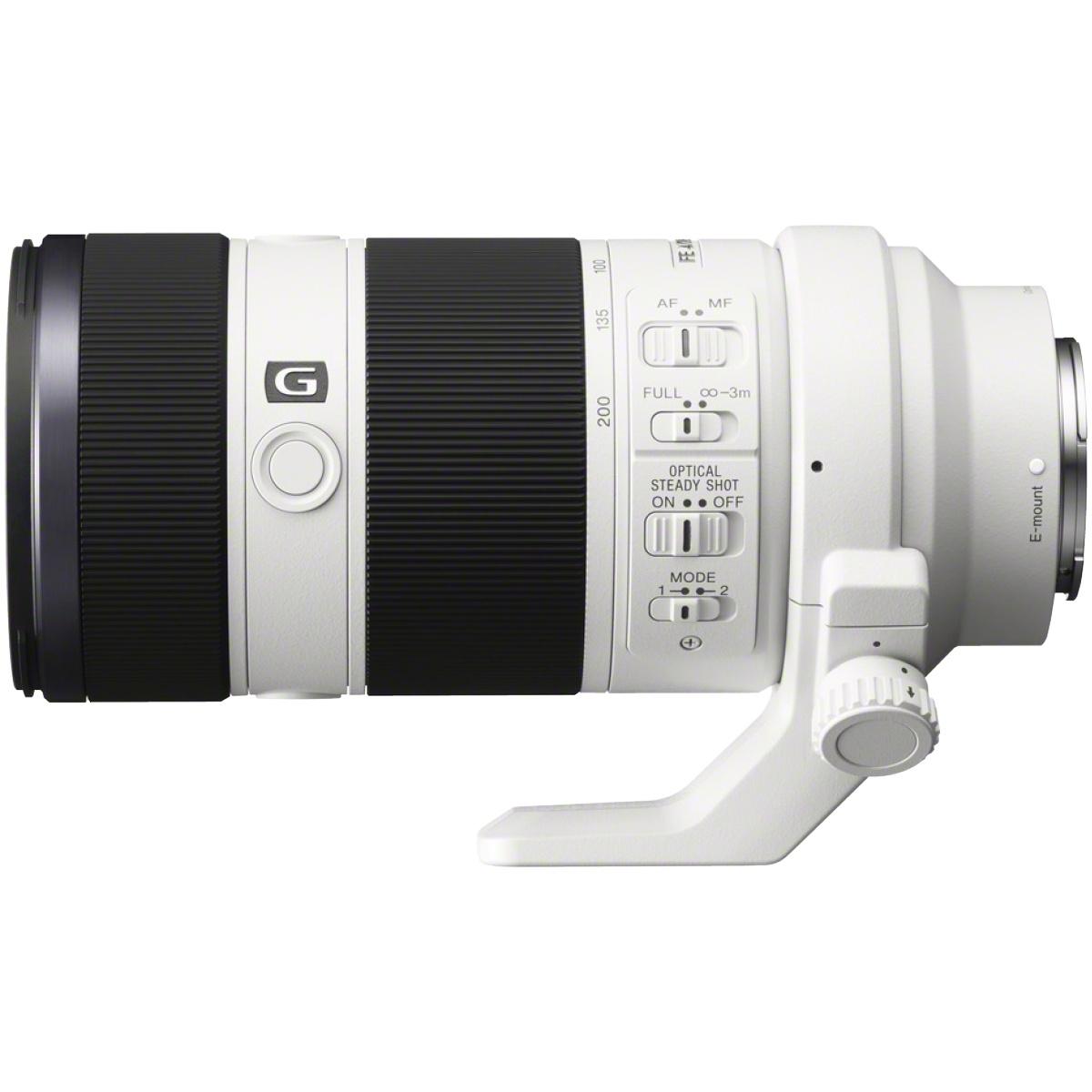 Sony 70-200 mm 1:4,0 G OSS FE