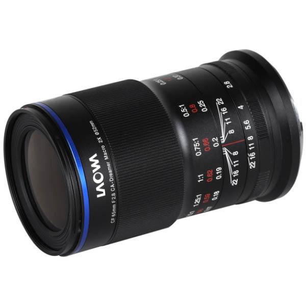 Laowa 65 mm 1:2,8 2:1 Ultra Makro für Canon EF-M
