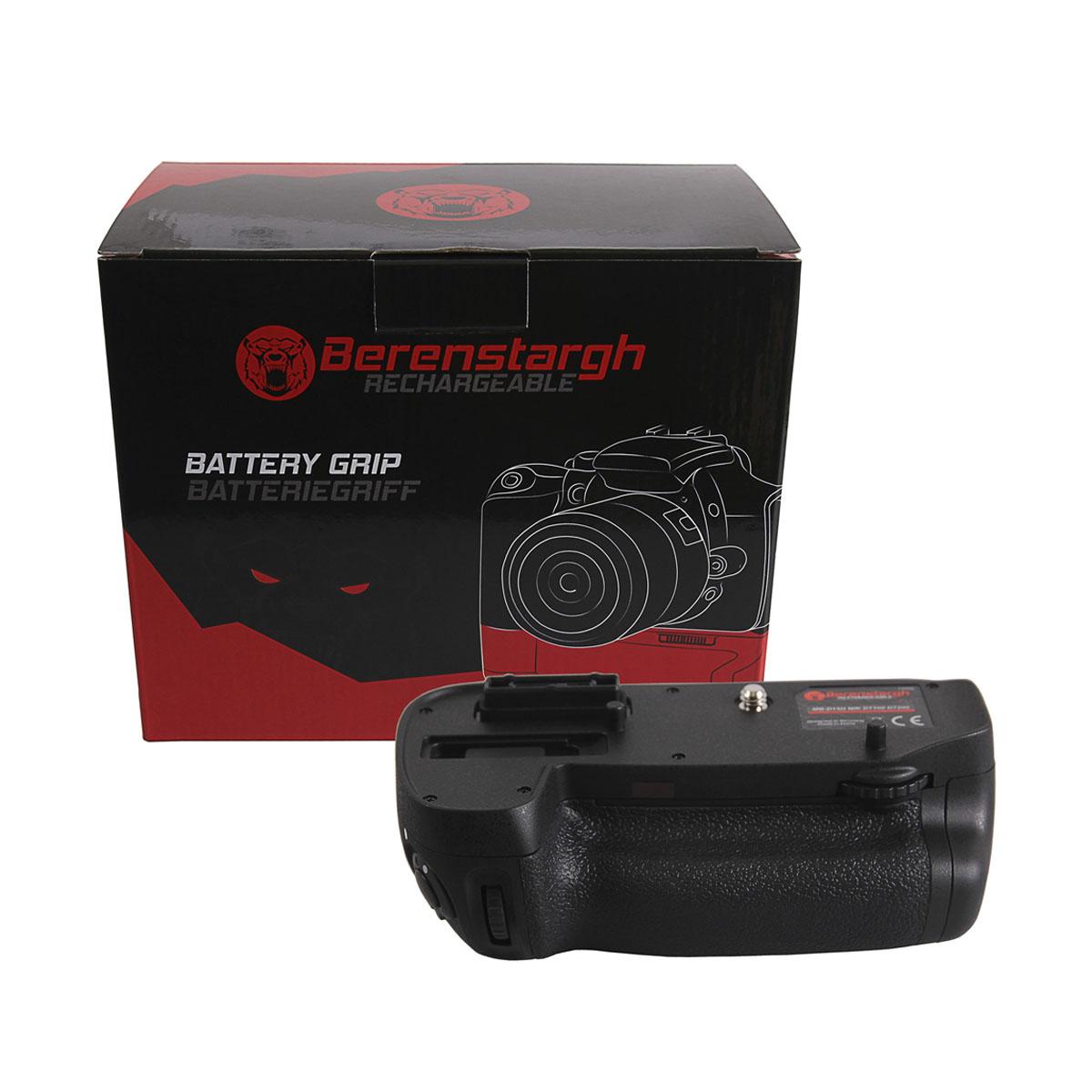 Berenstargh Batteriegriff für Nikon D7100/D7200