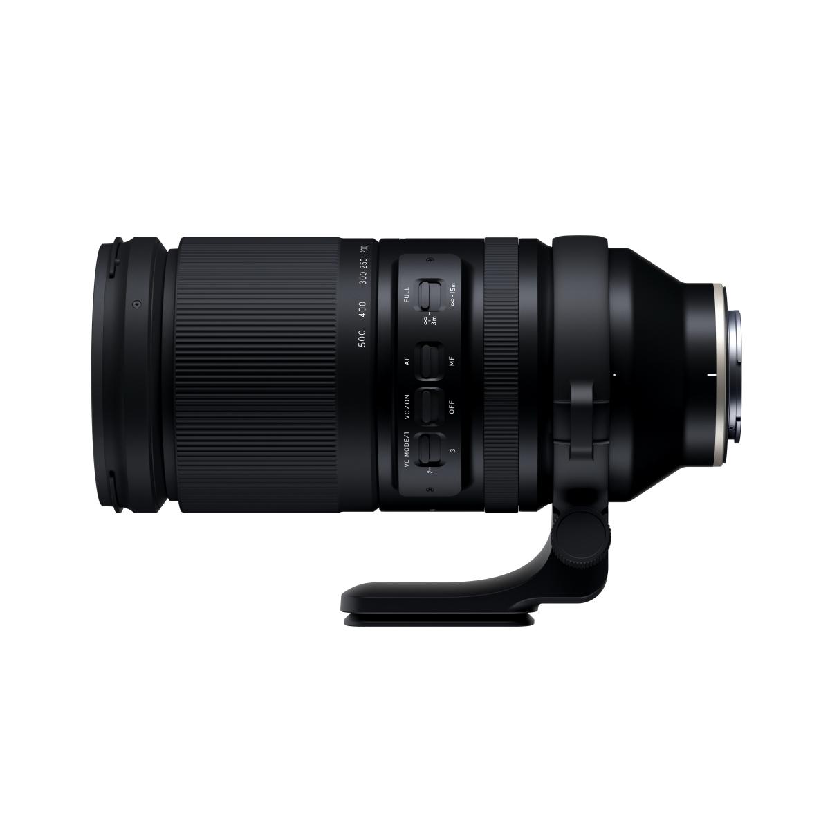 Tamron 150-500 mm 1:5,0-6,7 DI III VC VXD
