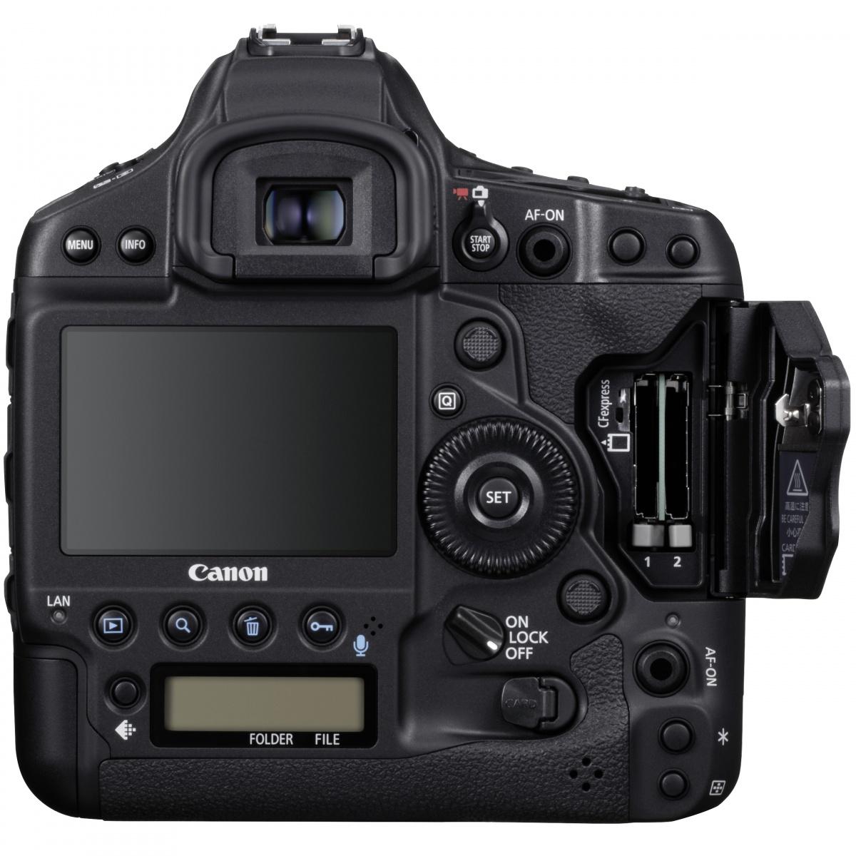 Canon EOS 1DX Mark III Gehäuse