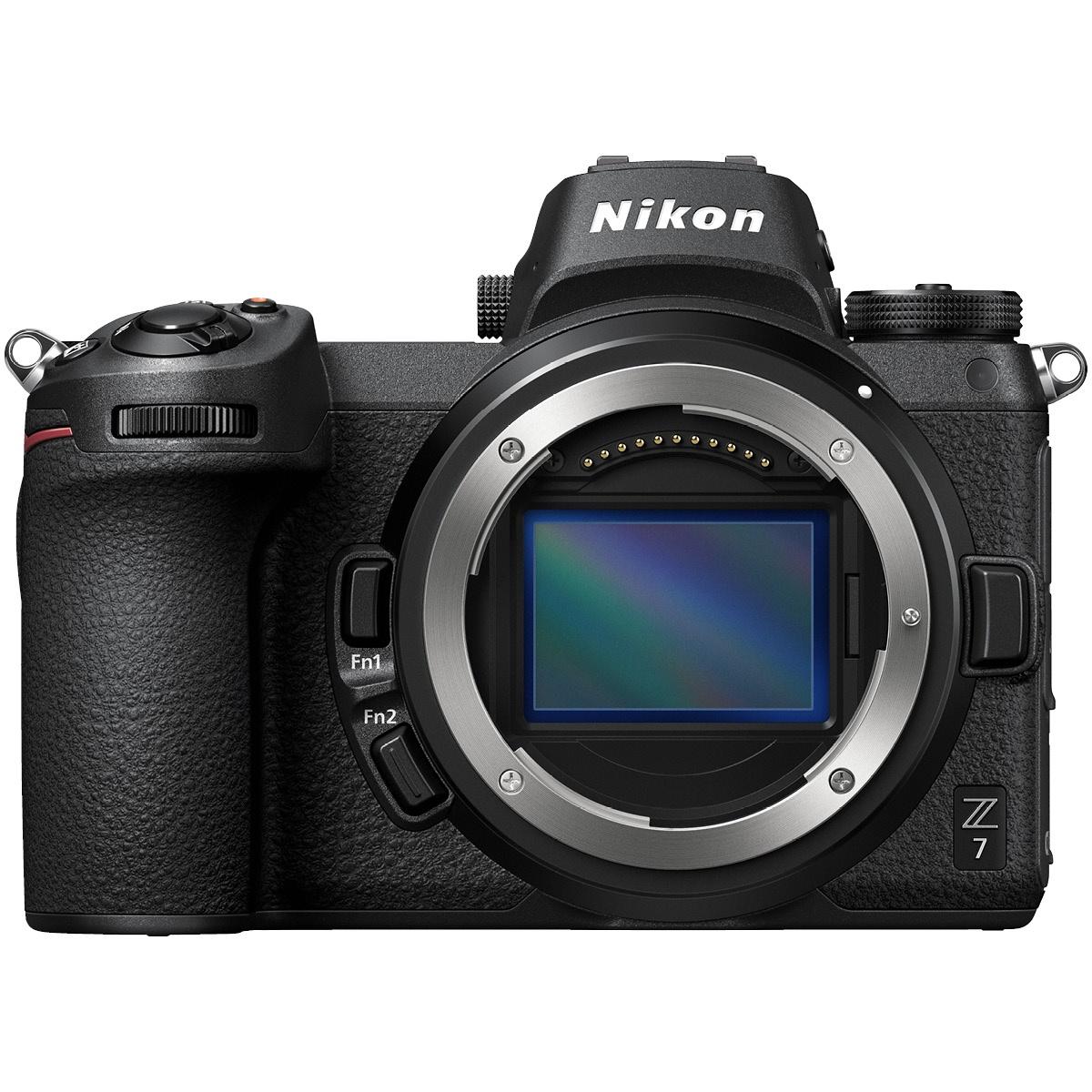 Nikon Z7 Kit mit FTZ Adapter