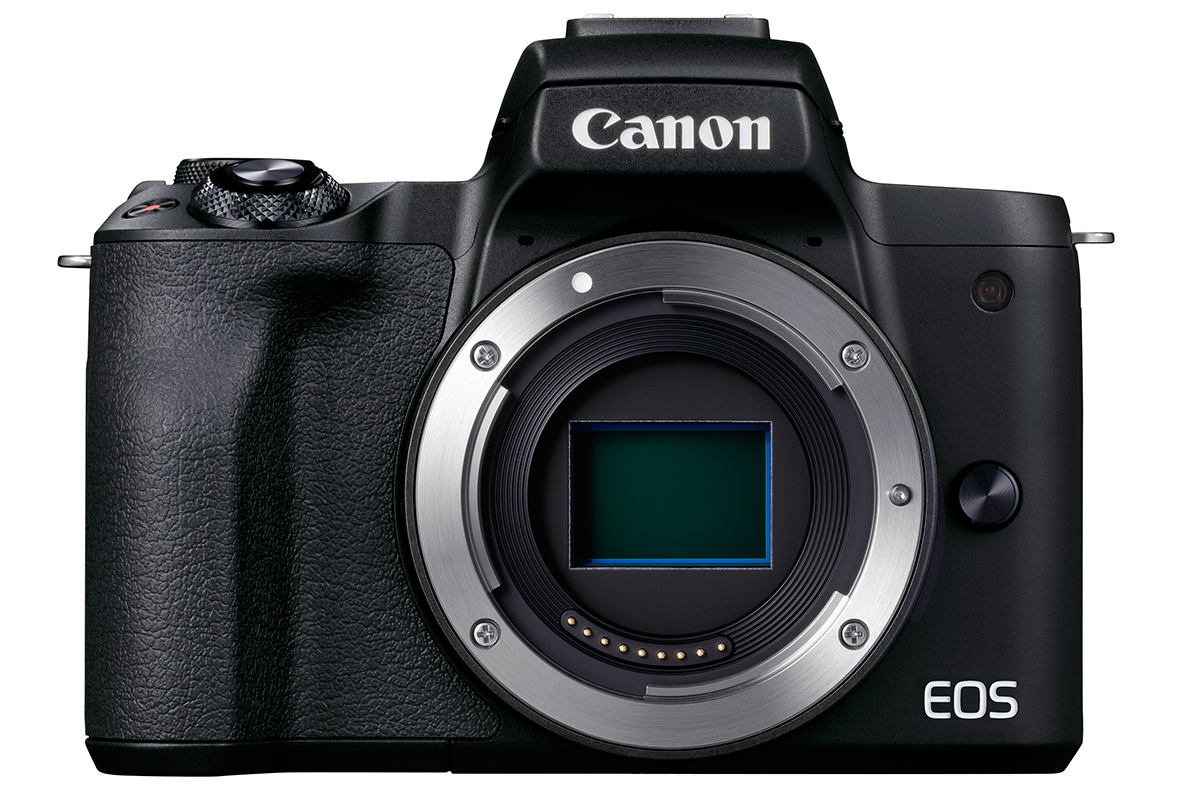 Canon EOS M50 Mark II Gehäuse schwarz