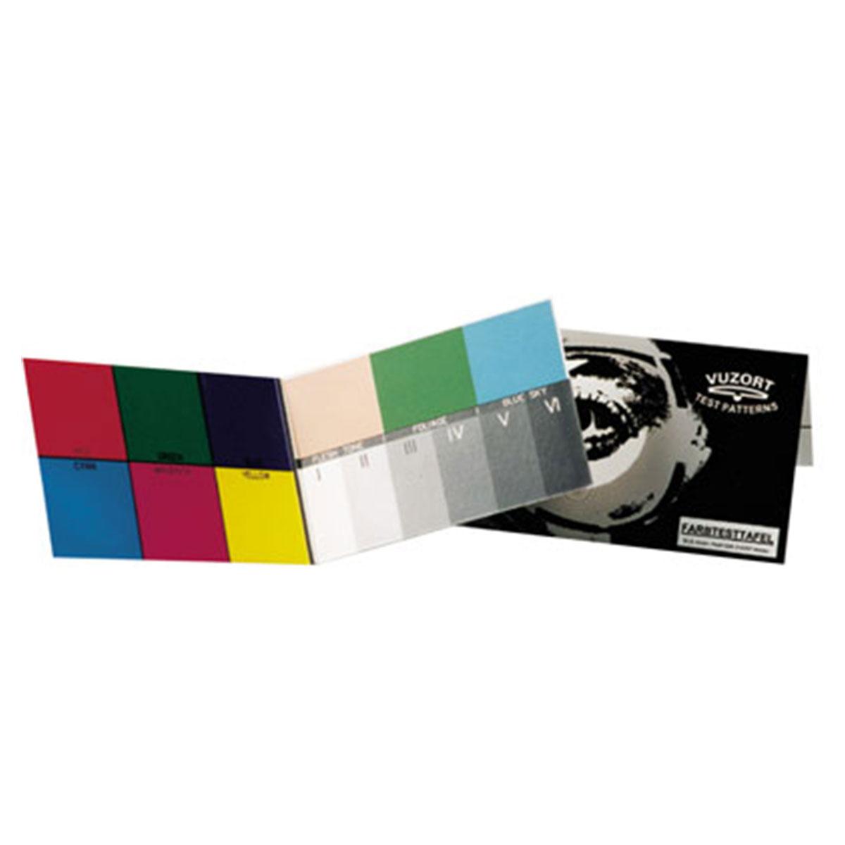 B.I.G. Farbtesttafel