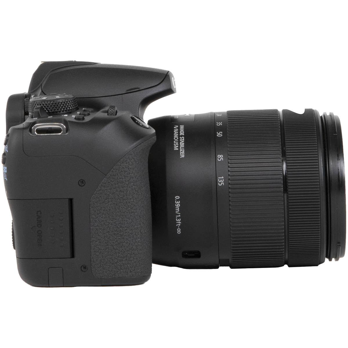 Canon EOS 850D Kit mit 18-135 mm 1:3,5-5,6