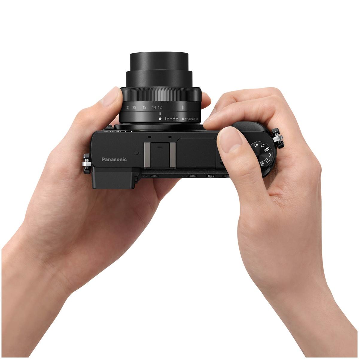 Panasonic DMC-GX80W Kit + 12-32mm + 35-100mm