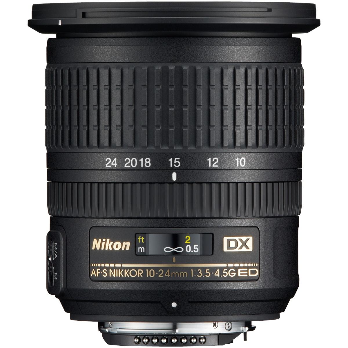 Nikon 10-24 mm 1:3,5-4,5 AF-S DX G
