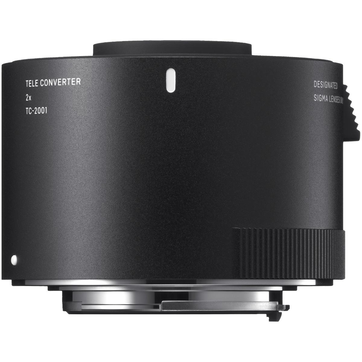 Sigma TC-2001 Tele-Konverter für Canon