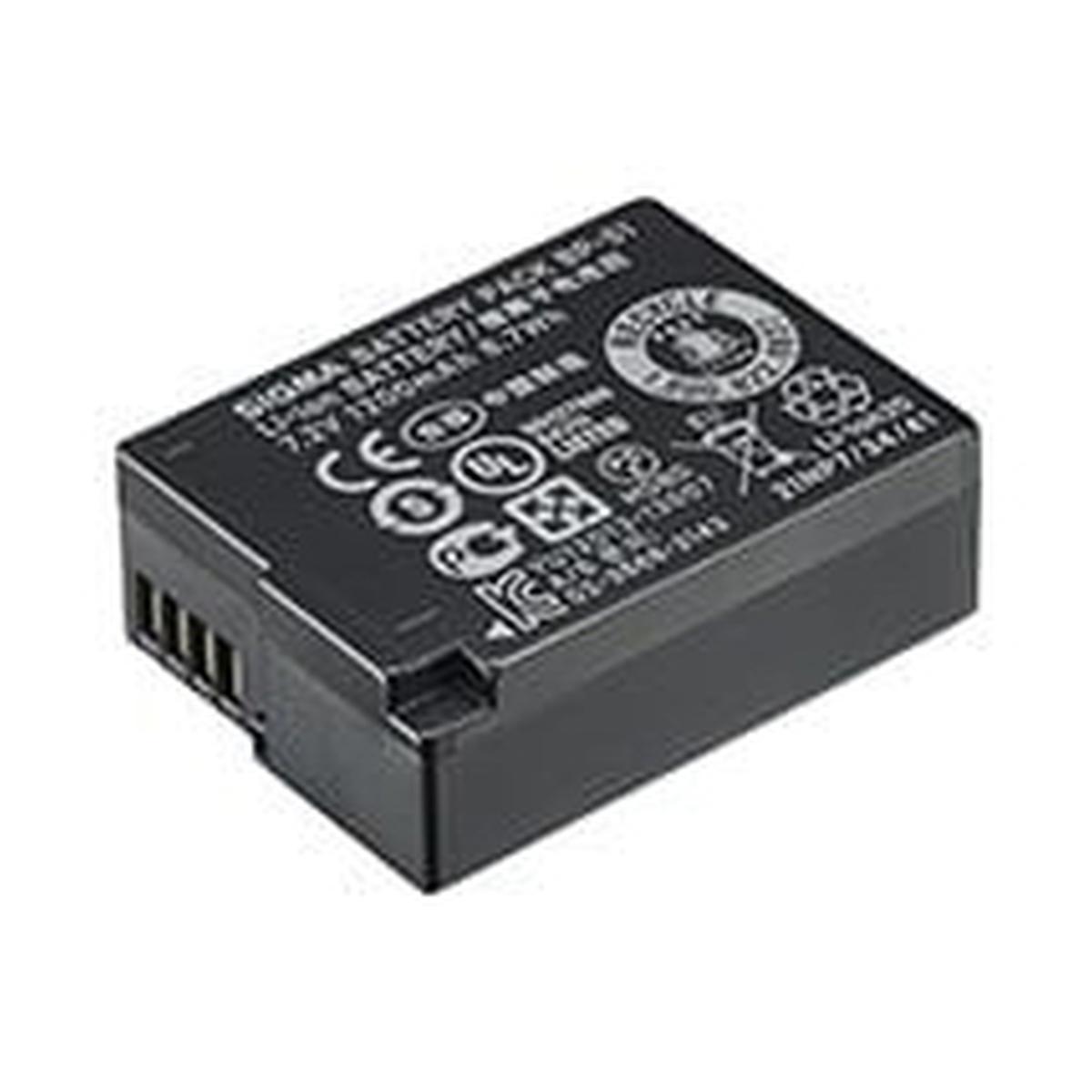 Sigma BP 51 Akku für FP/FP-L/dp0-3 Quattro