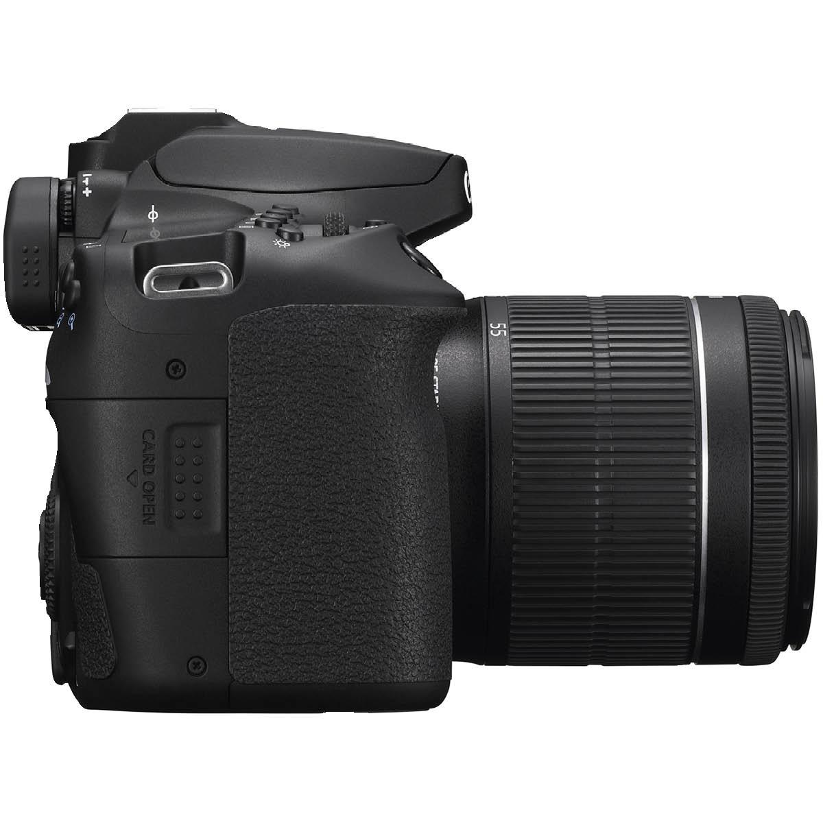 Canon EOS 90D mit 18-55 mm 1:3,5-5,6