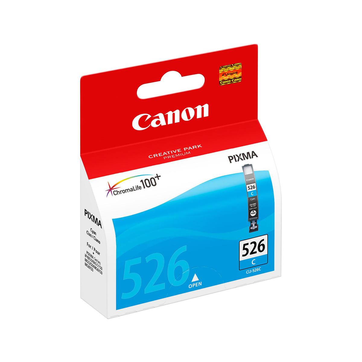 Canon CLI 526 Cyan