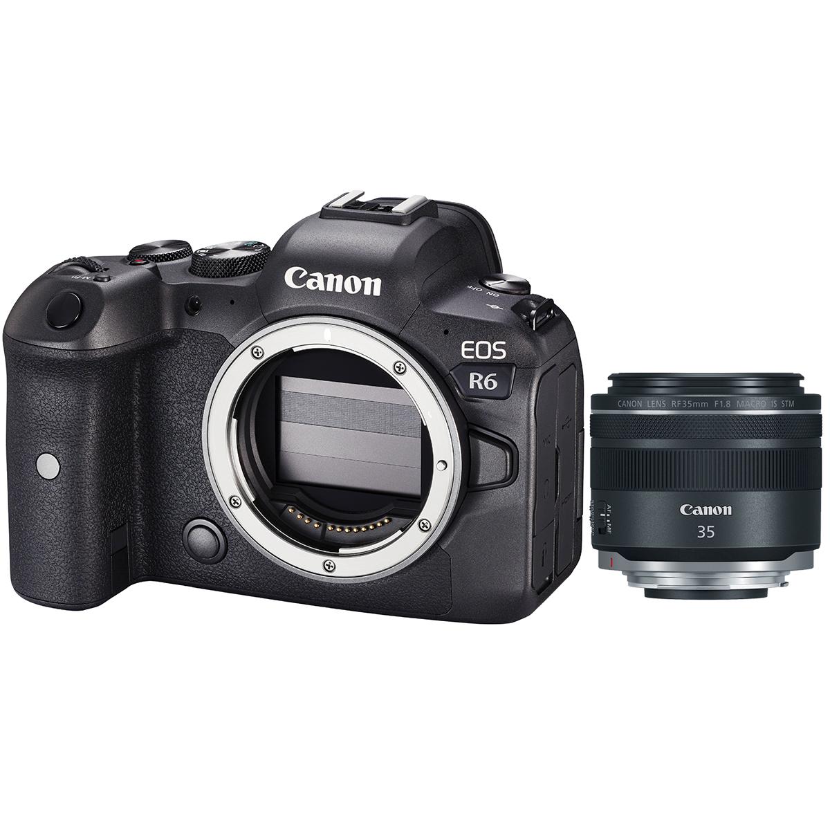 Canon EOS R6 Kit mit RF 35 mm 1:1,8