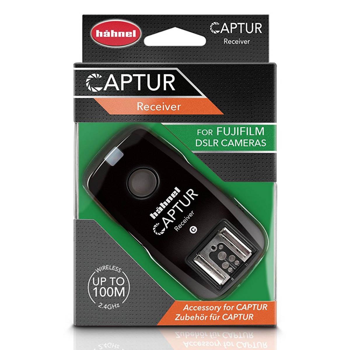 Hähnel Captur Funkempfänger Fujifilm