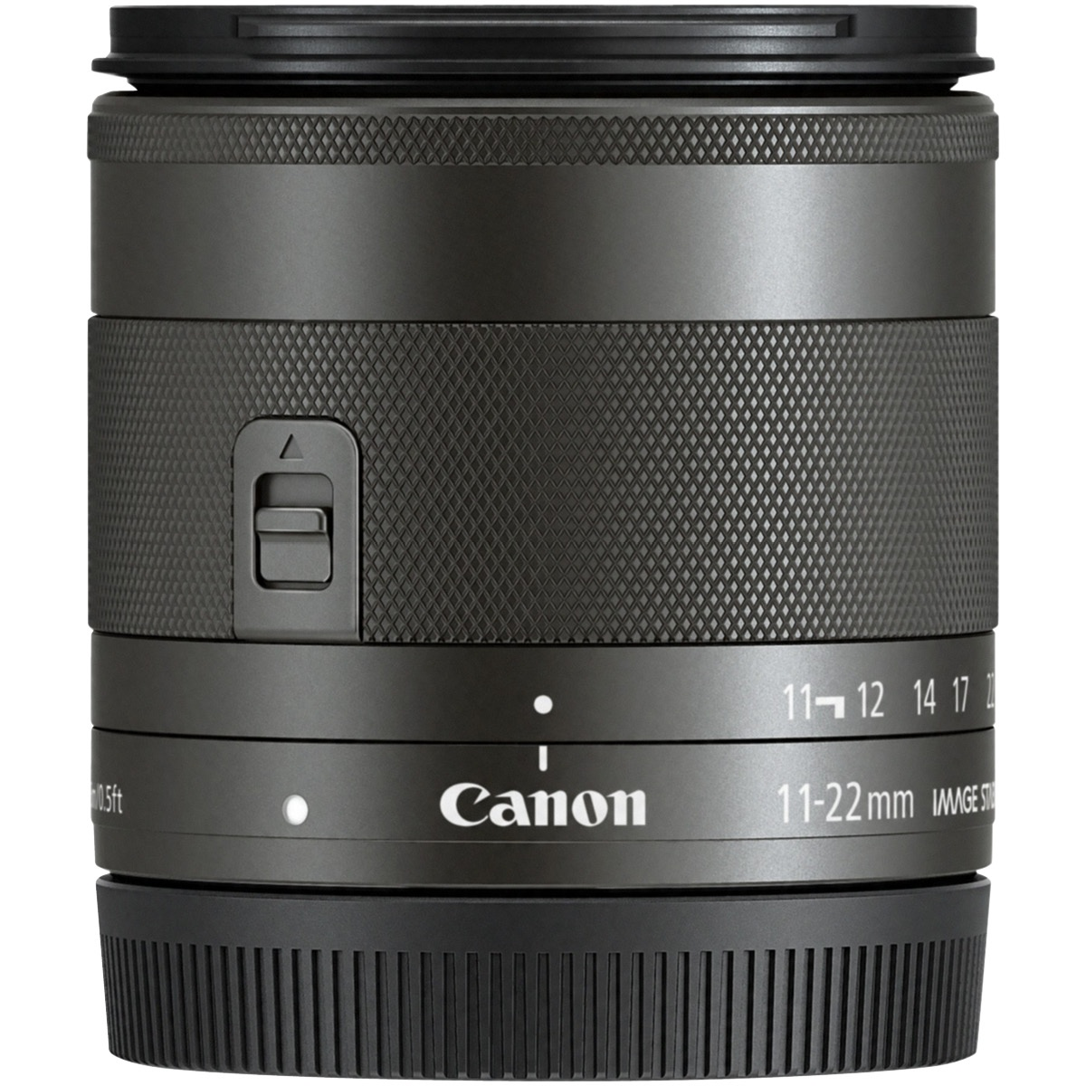 Canon EF-M 11-22 mm 1:4,0-5,6 IS STM