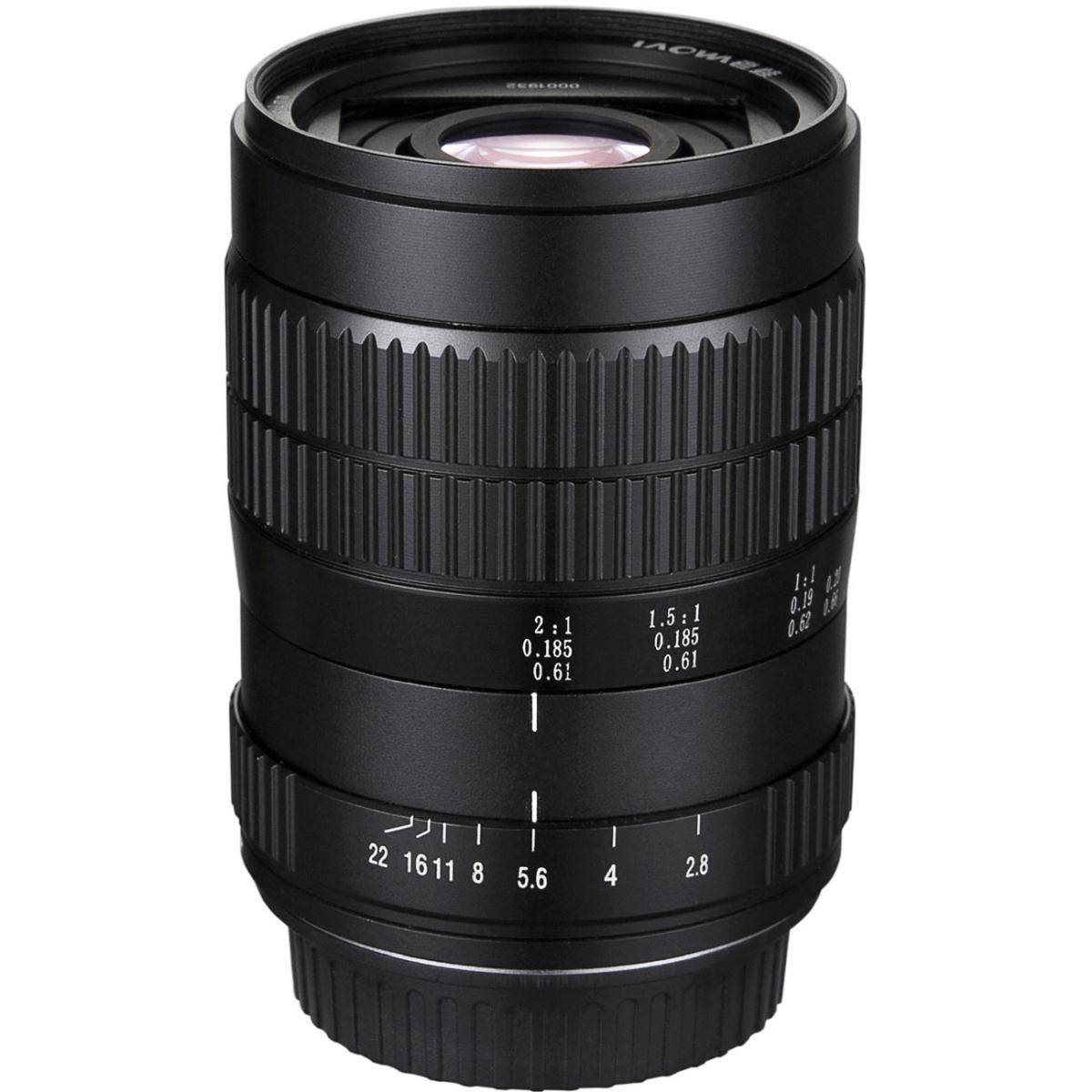 Laowa 60 mm 1:2,8 Macro für Nikon F