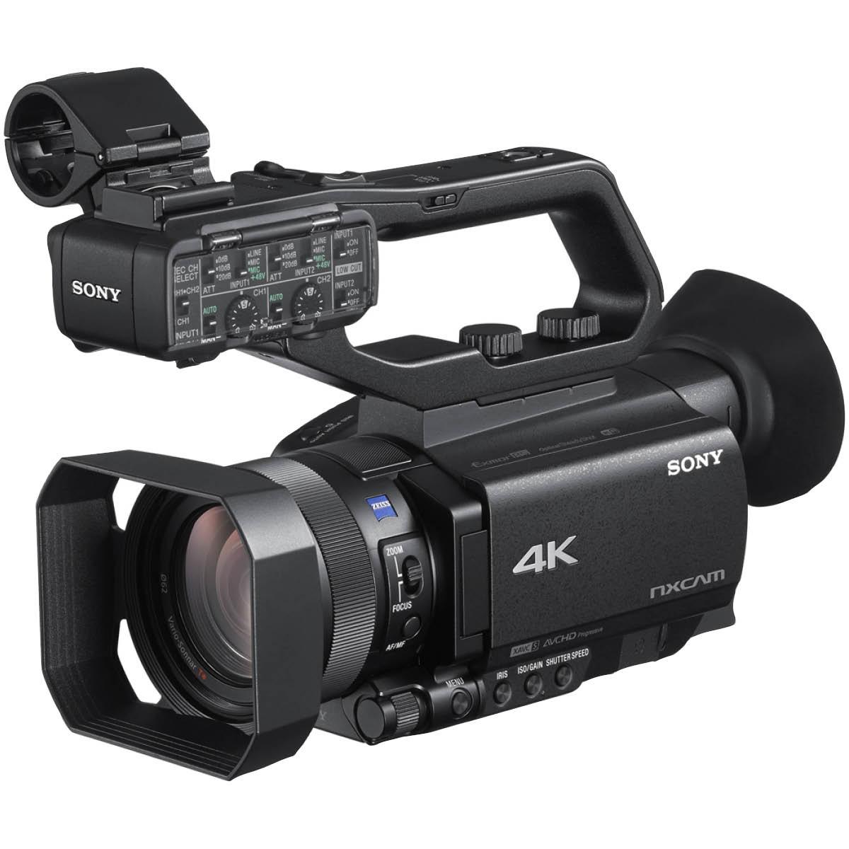 Sony HXR-NX80 Camcorder