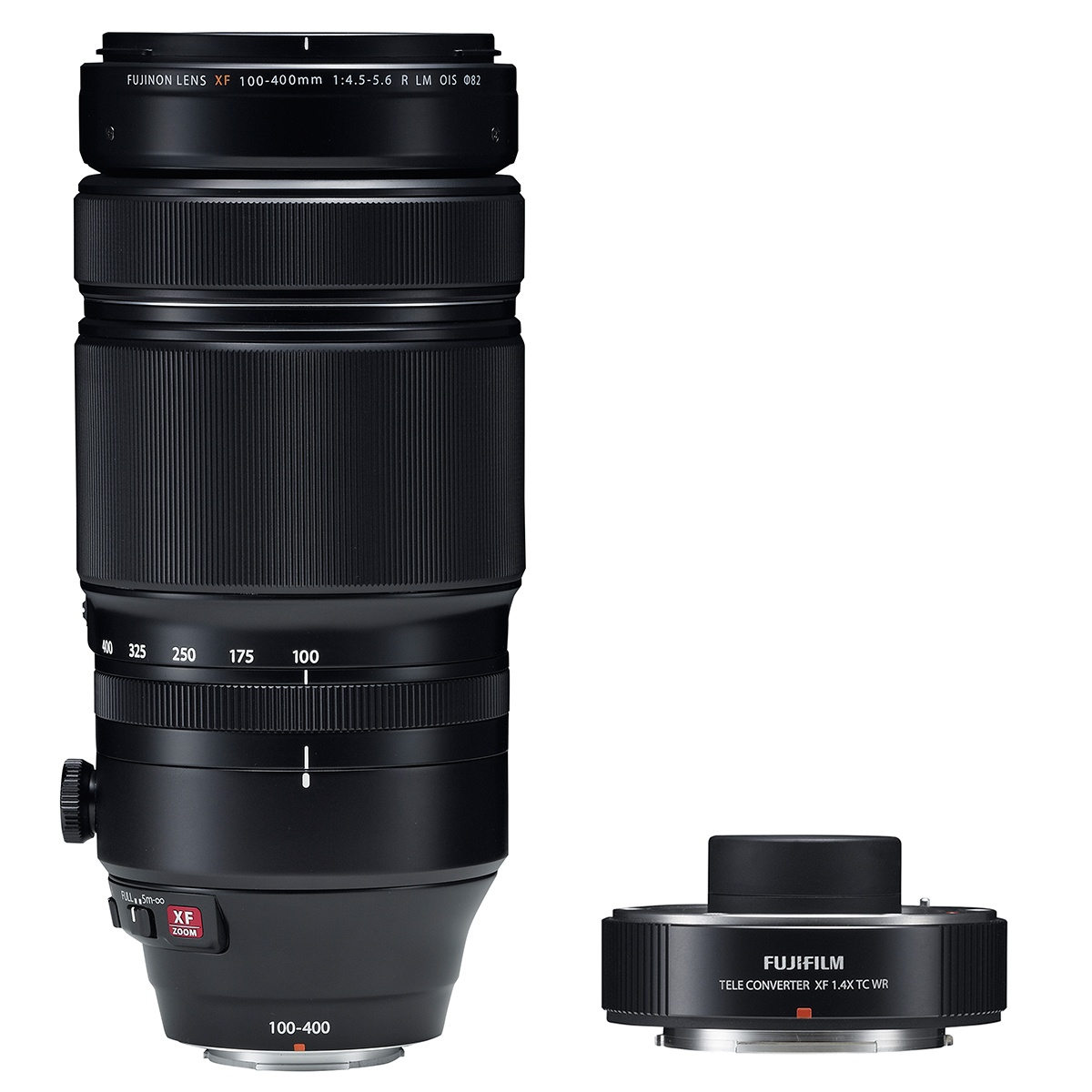 Fujifilm XF 100-400 mm LM OIS WR Kit mit TC-XF 1,4x