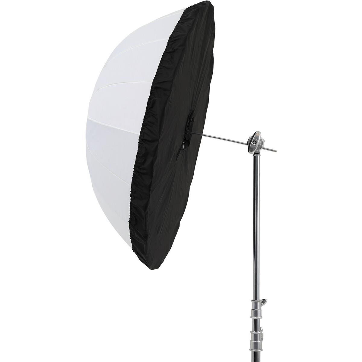 Godox 165 cm Schwarz / Silber Diffusor für Parabolschirm UB-165D