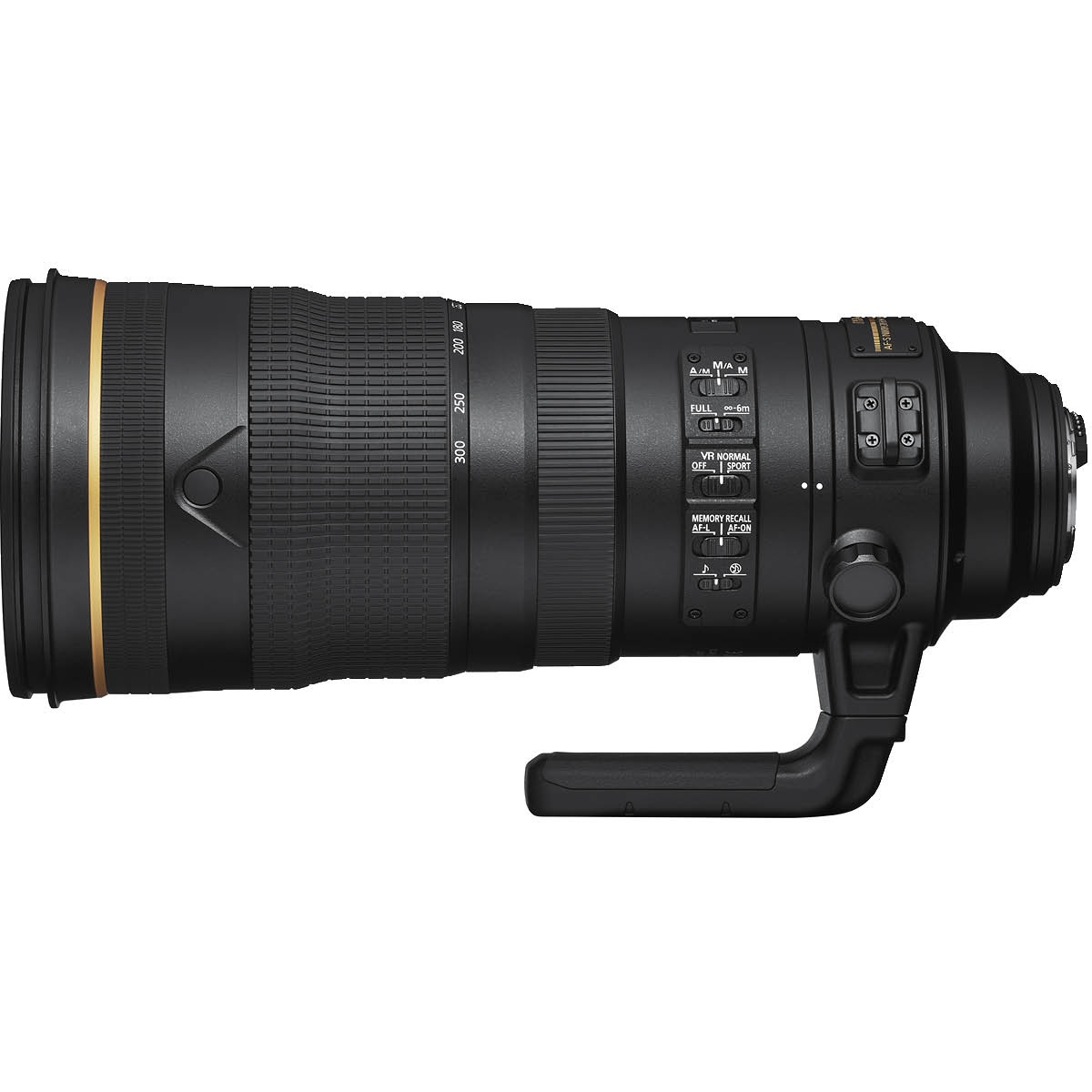 Nikon 120-300 mm 1:2,8 E FL ED SR VR