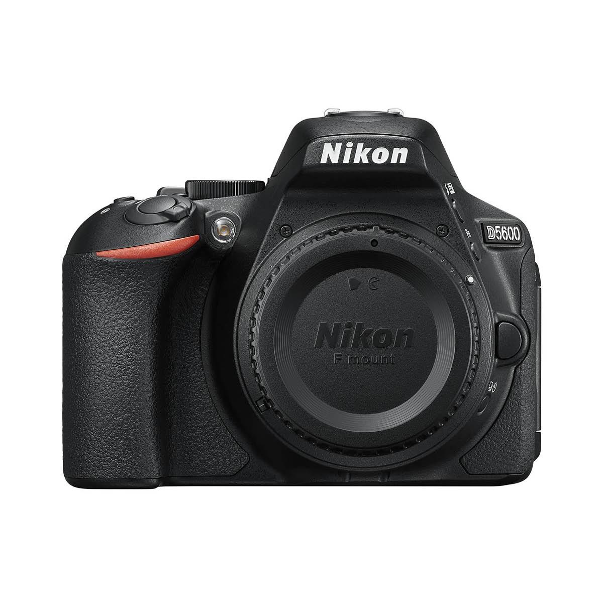 Nikon D5600 Kit mit 18-140 mm 1:3,5-5,6