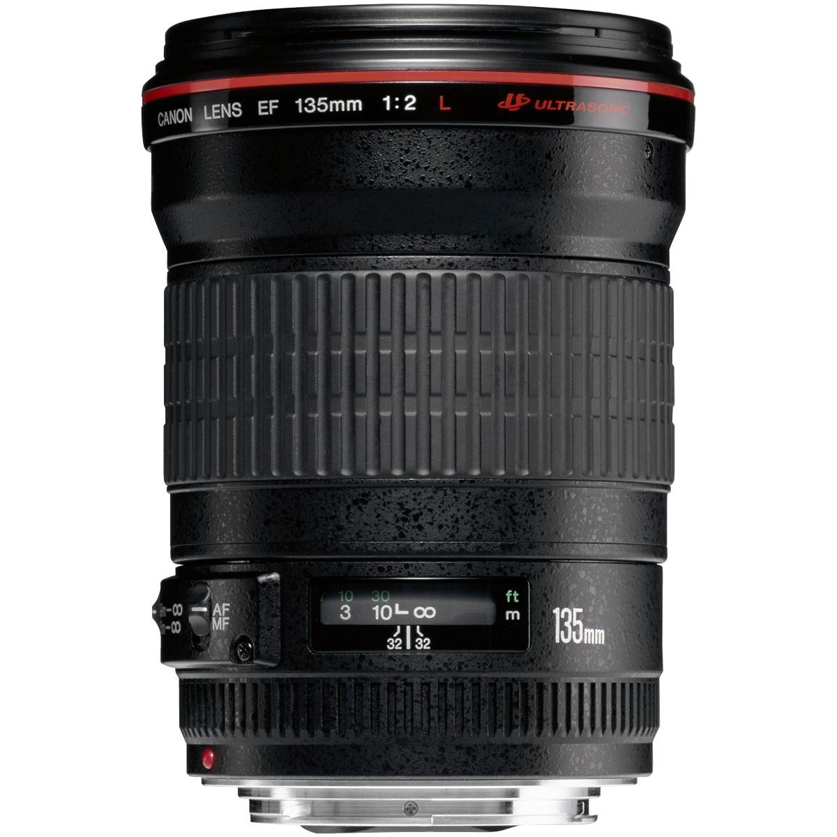 Canon EF 135 mm 1:2,0 L USM