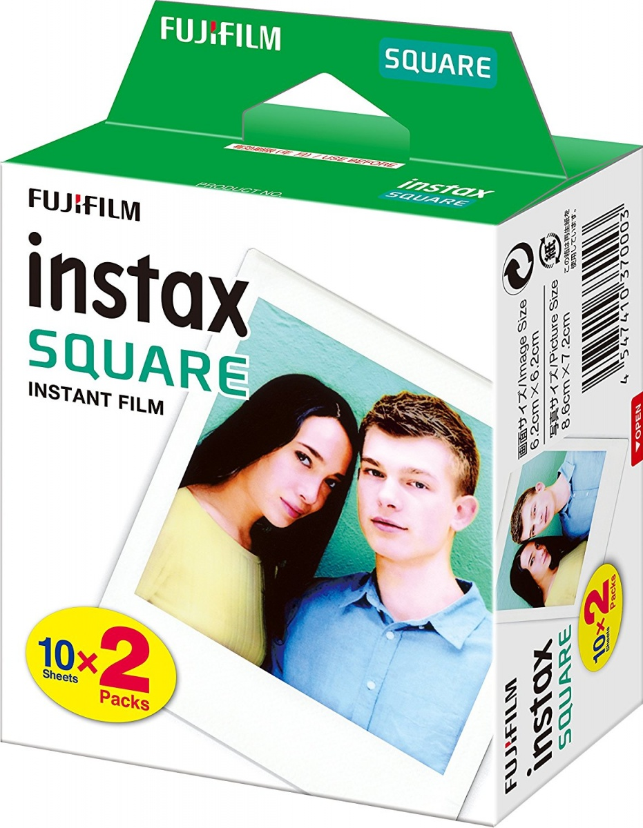 Fujifilm Instax Square Film Doppelpack