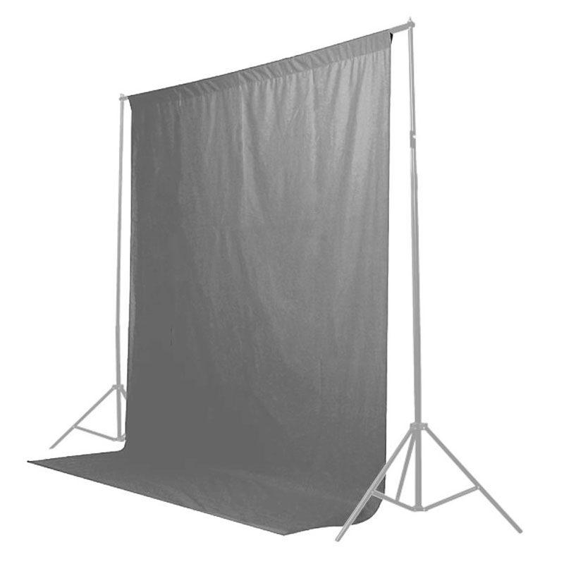 Godox Hintergrund 3x6 m Grau
