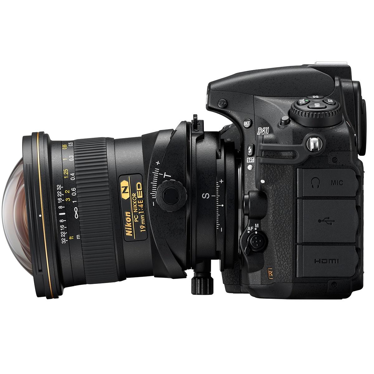 Nikon 19 mm 1:4,0 PC-E Nikkor E ED