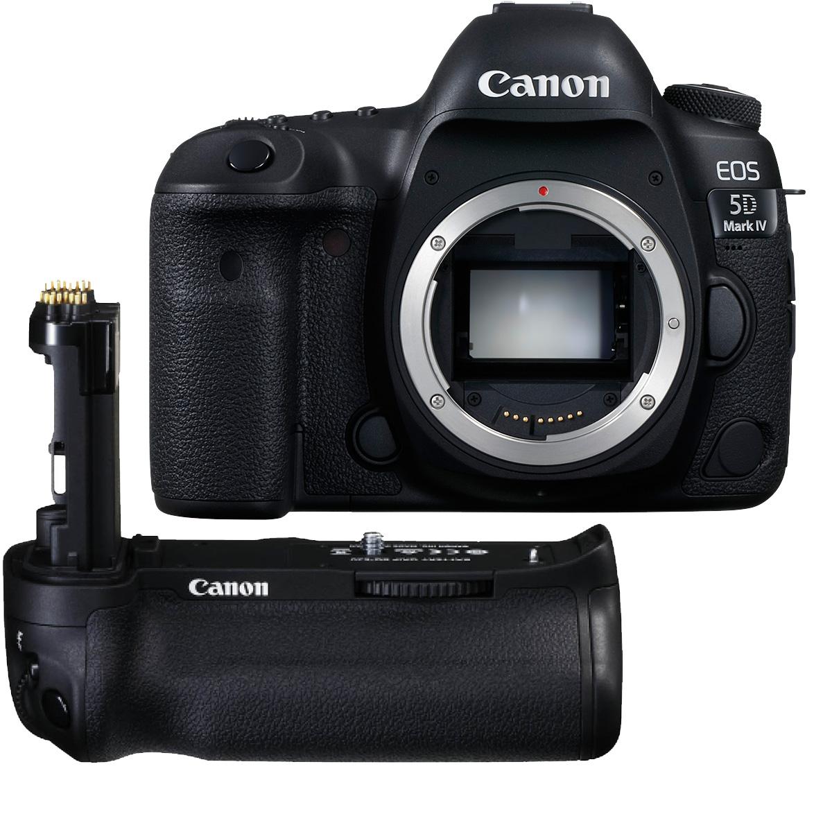 Canon EOS 5D Mark IV + BG-E 20 Batteriegriff