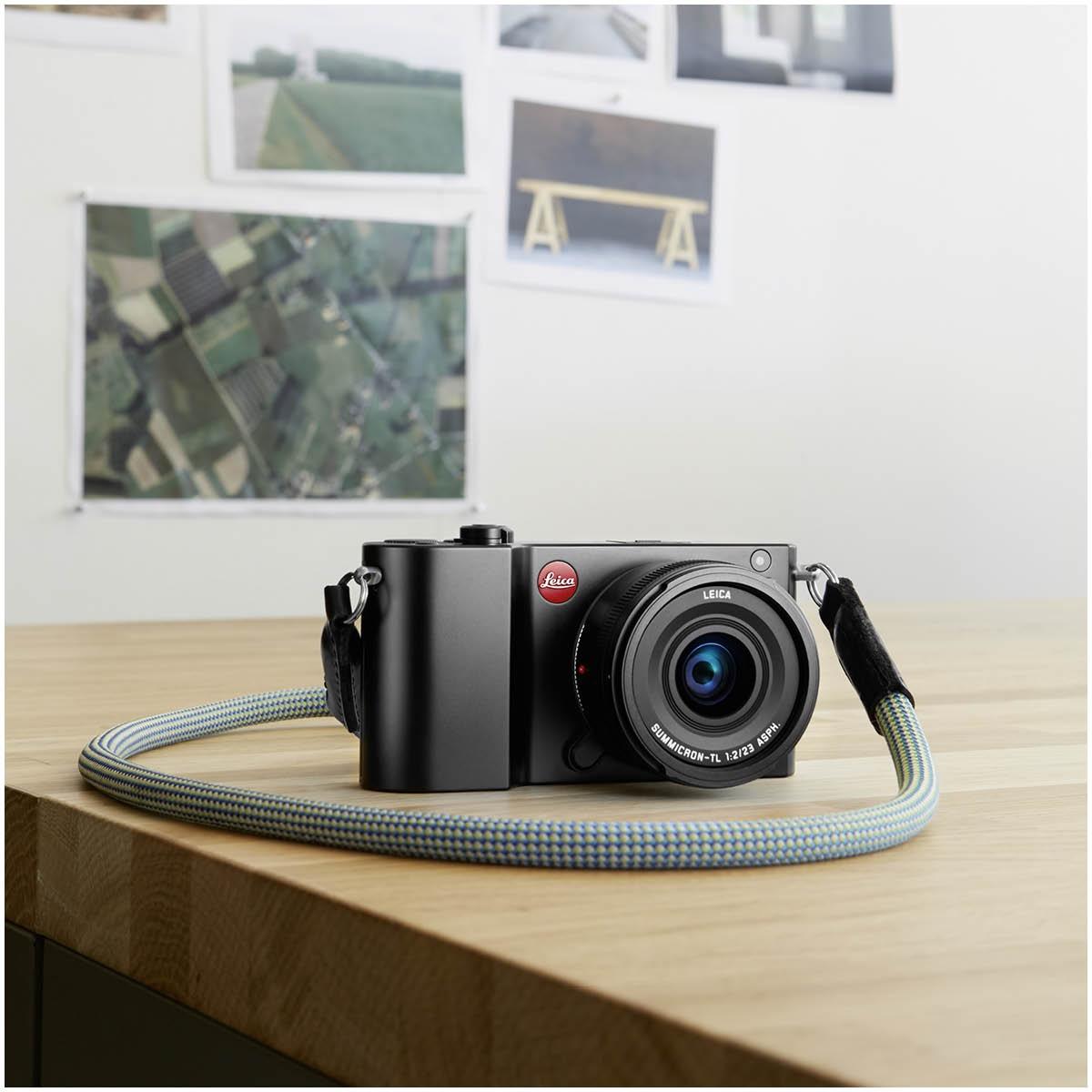 Leica TL2 Gehäuse Schwarz