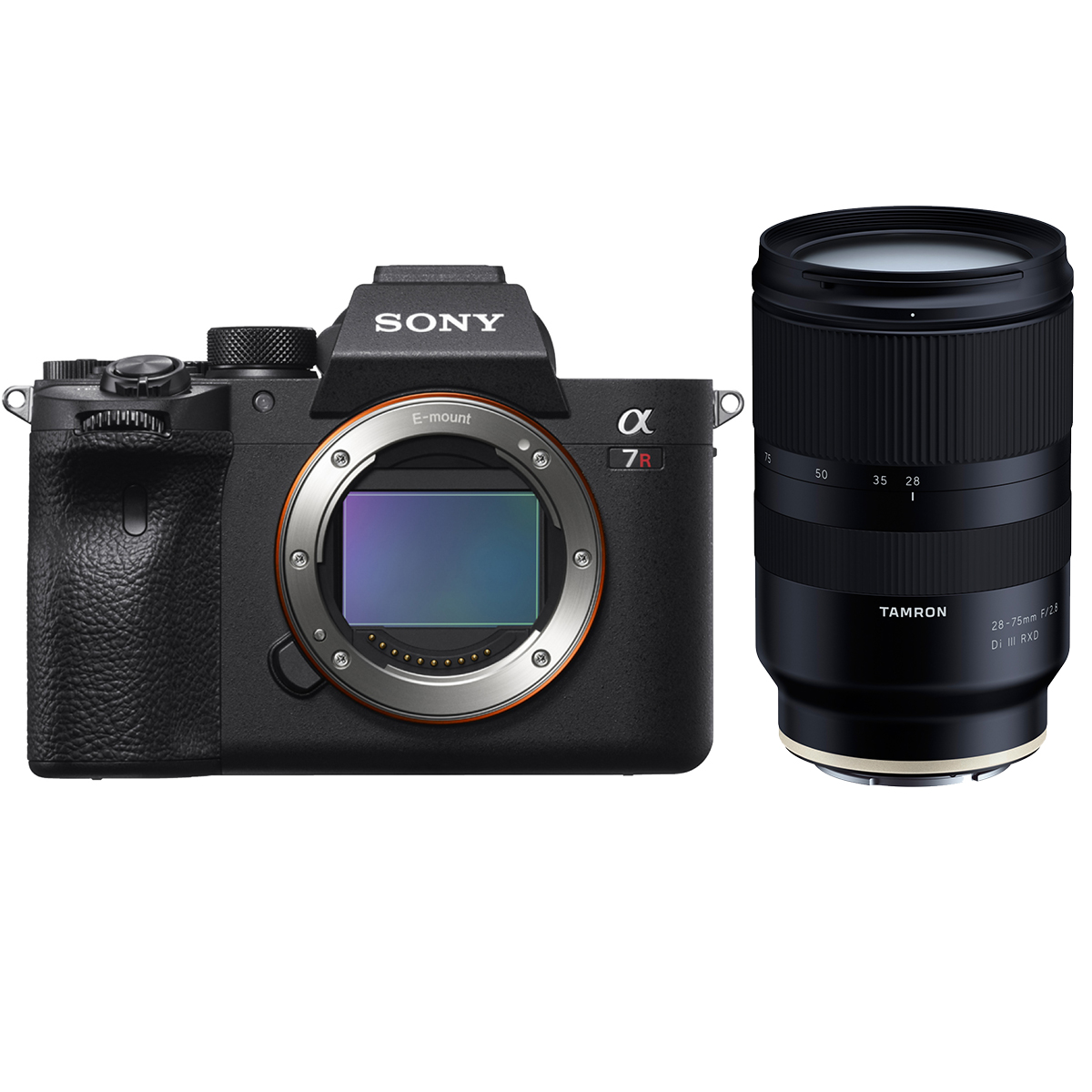 Sony Alpha 7R III A + Tamron 28-75 mm 1:2,8 Di III RXD