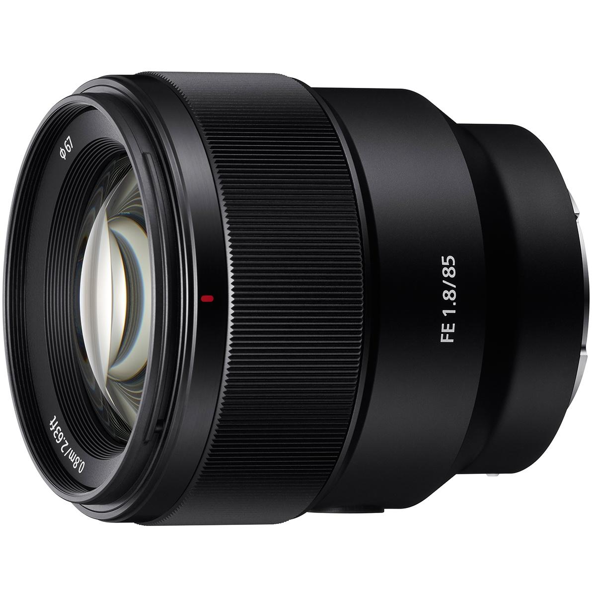 Sony 85 mm 1:1,8 FE