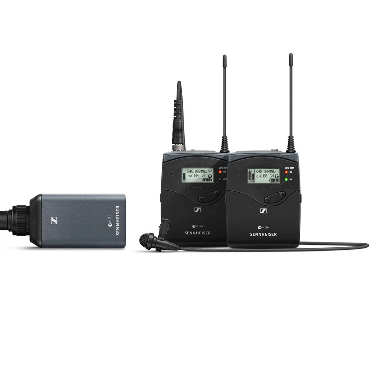 Sennheiser EW 100 ENG G4-E X Mikrofon Set
