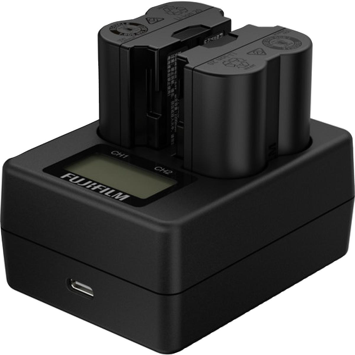 Fujifilm BC-W 235 Doppelladegerät