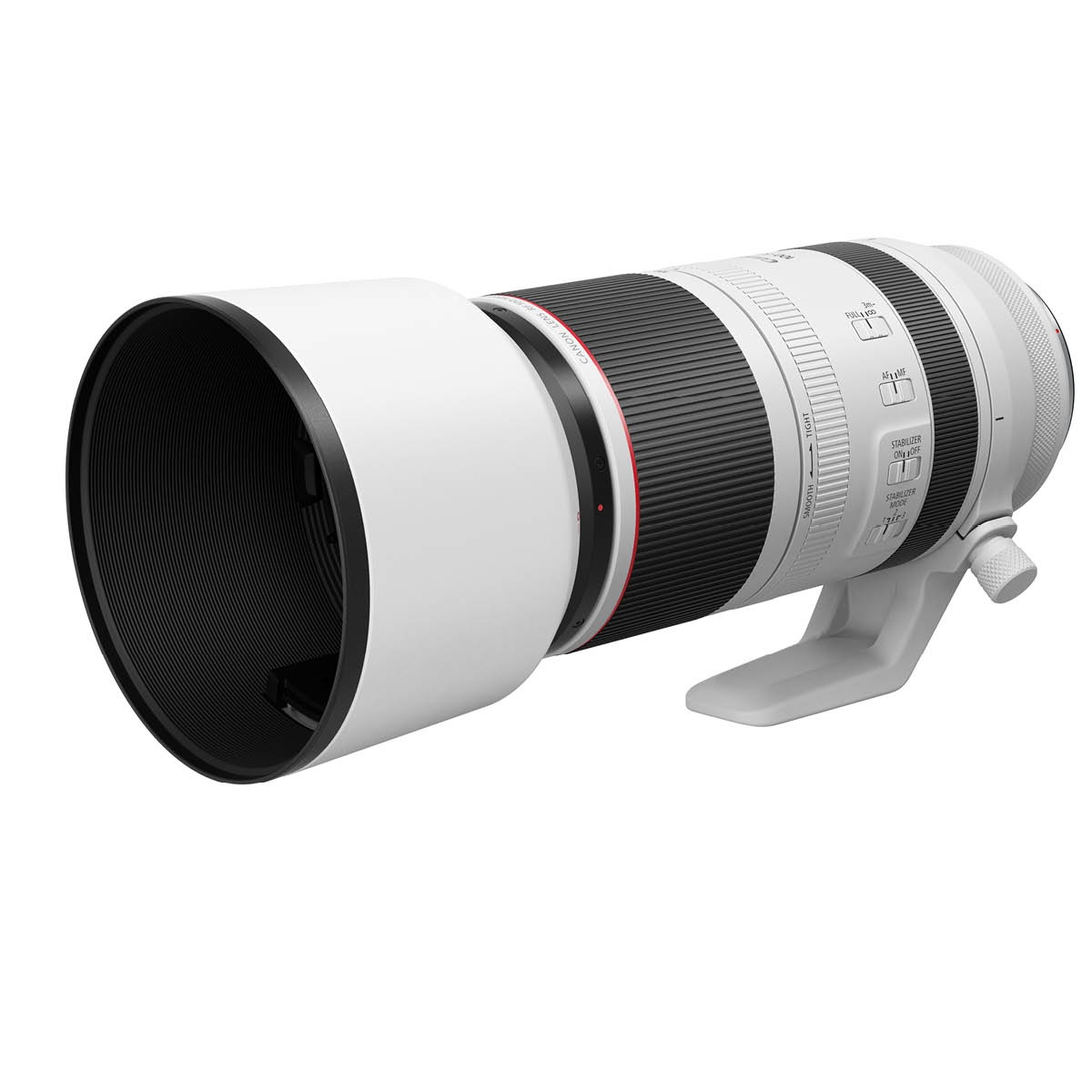 Canon RF 100-500 mm 1: 4.5-7.1 L IS USM