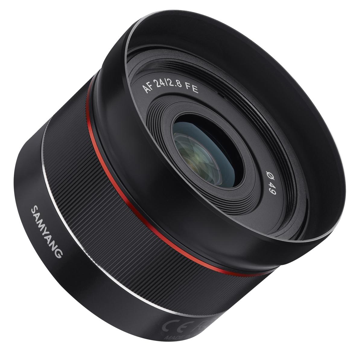 Samyang AF 24 mm 1:2,8 für Sony FE