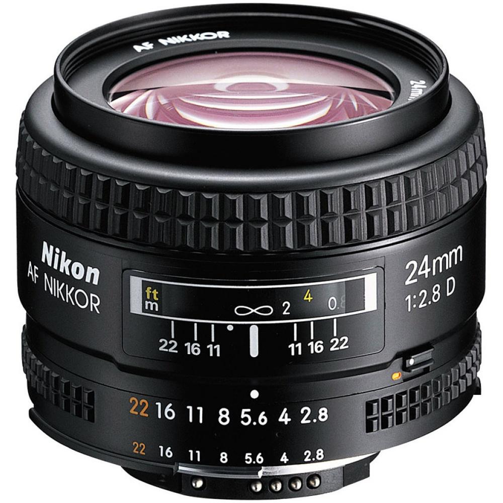 Nikon 24 mm 1:2,8 AF-D Nikkor