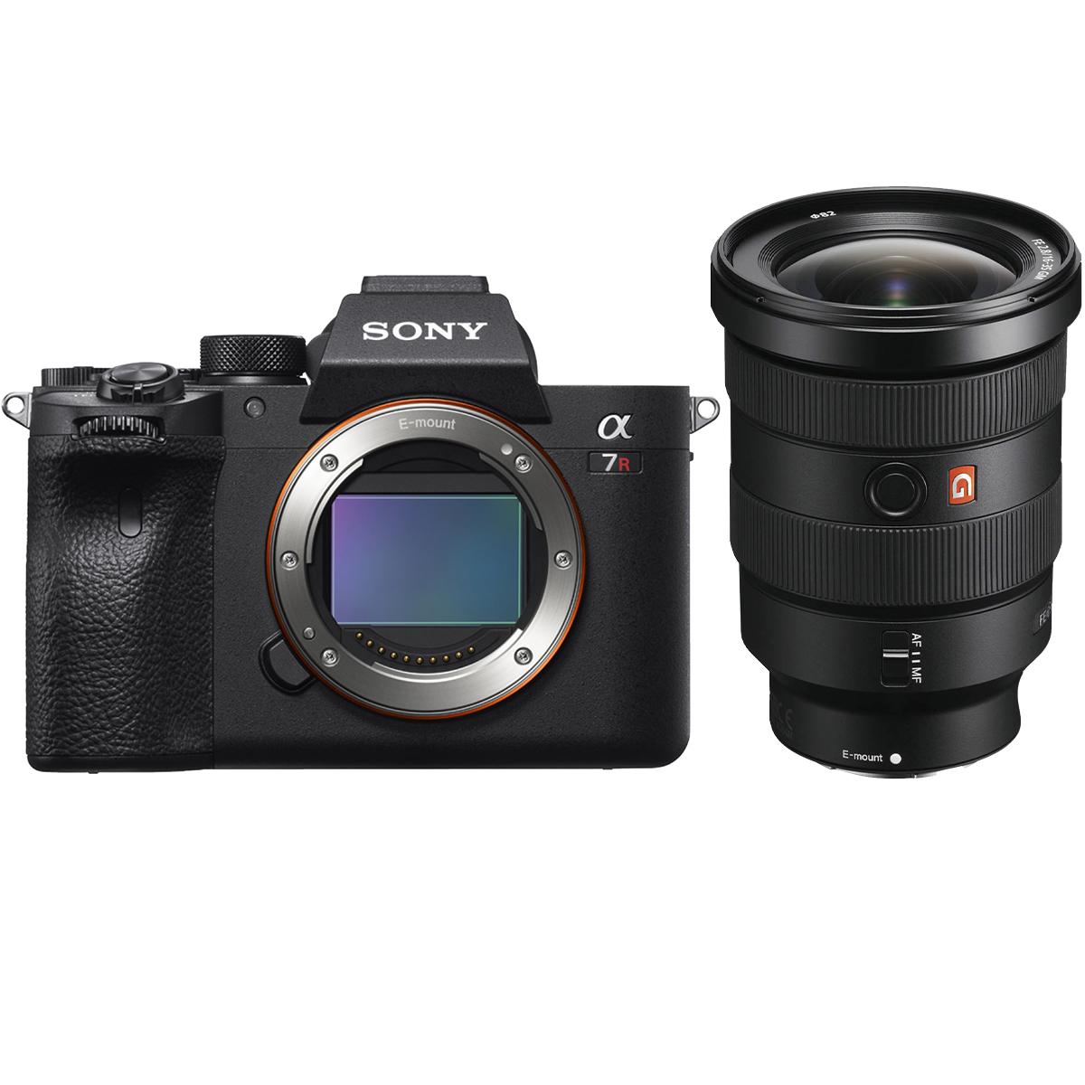 Sony Alpha 7R IV + FE 16-35mm 1:2,8 GM
