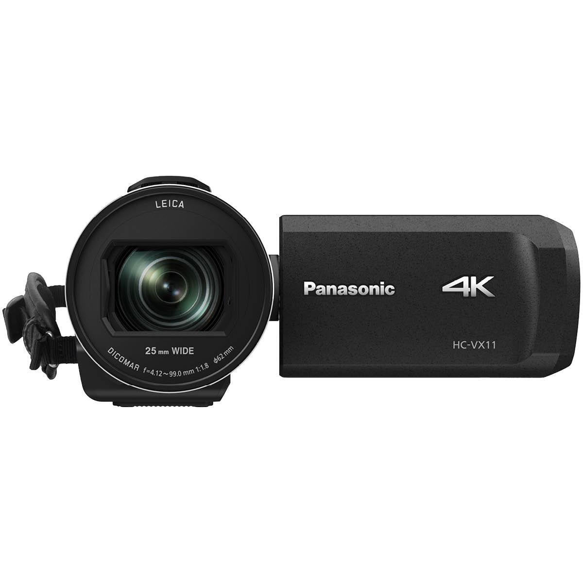 Panasonic HC-VX11 Camcorder Schwarz