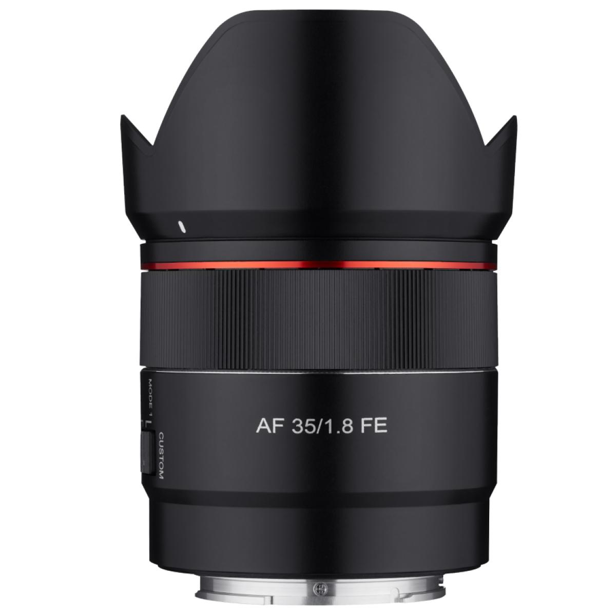 Samyang AF 35 mm 1:1,8 für Sony FE