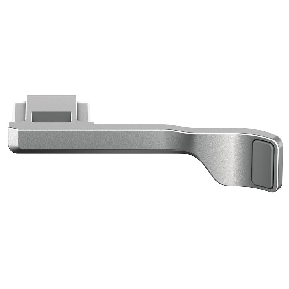 Fujifilm TR-XE 4 Daumenauflage silber