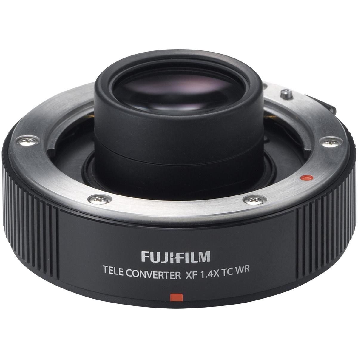 Fujifilm XF 50-140 mm 1:2,8 R LM OIS WR Kit mit XF 1,4x TC WR
