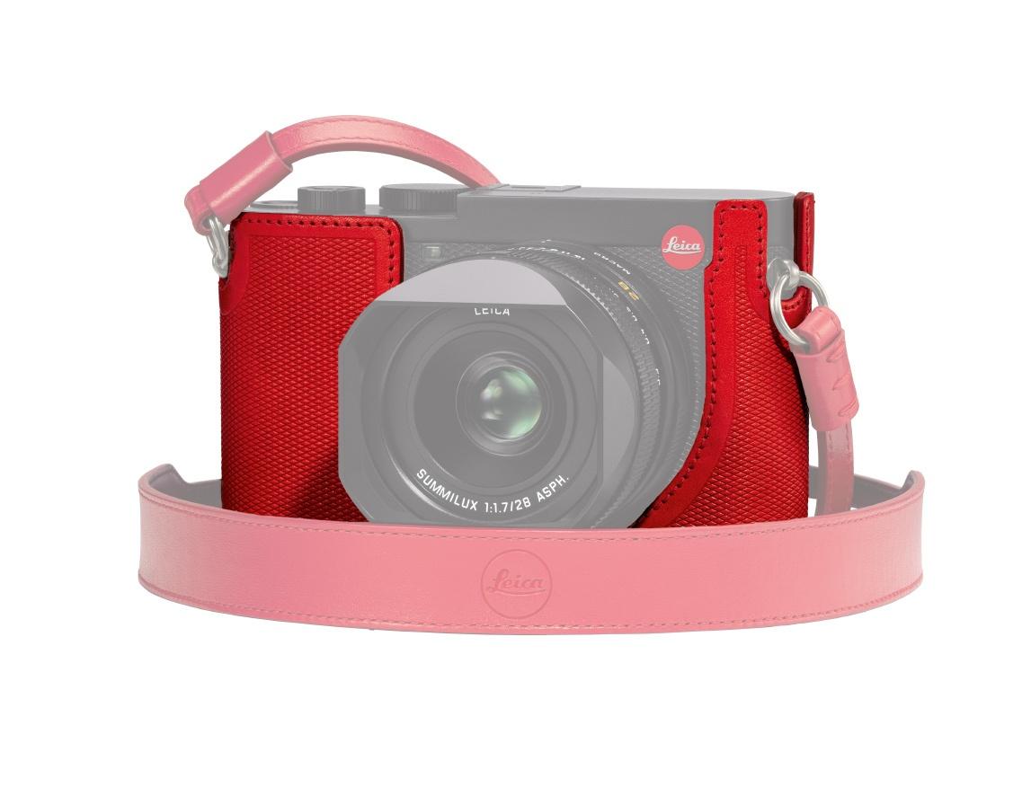 Leica Protektor Q2 Rot